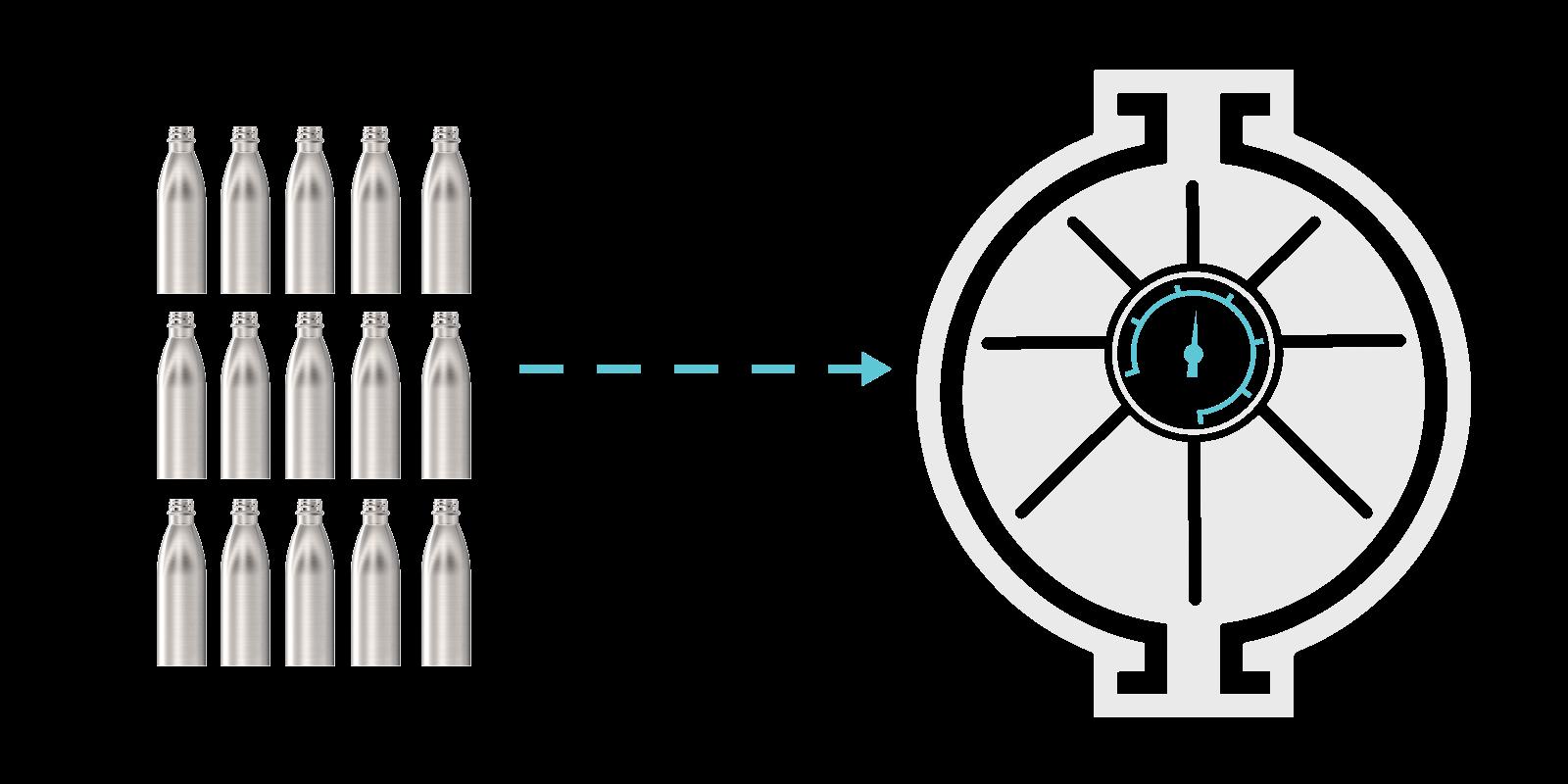 Hvordan vi lager våre metallflasker - Step5