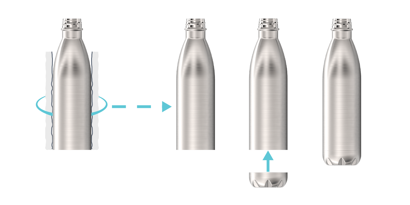 Hvordan vi lager våre metallflasker - Step6