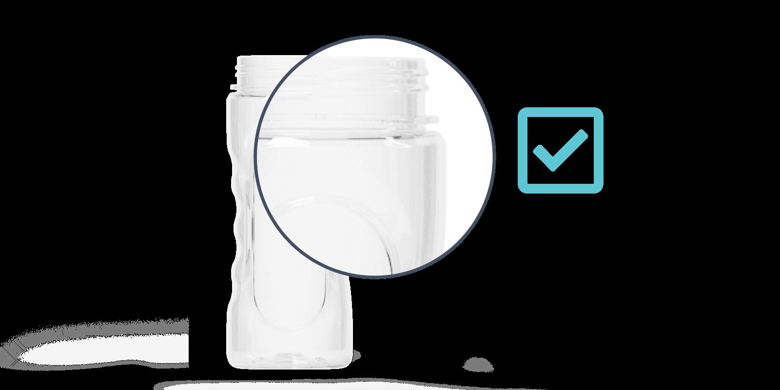 Hvordan vi lager våre plastflasker - Step4