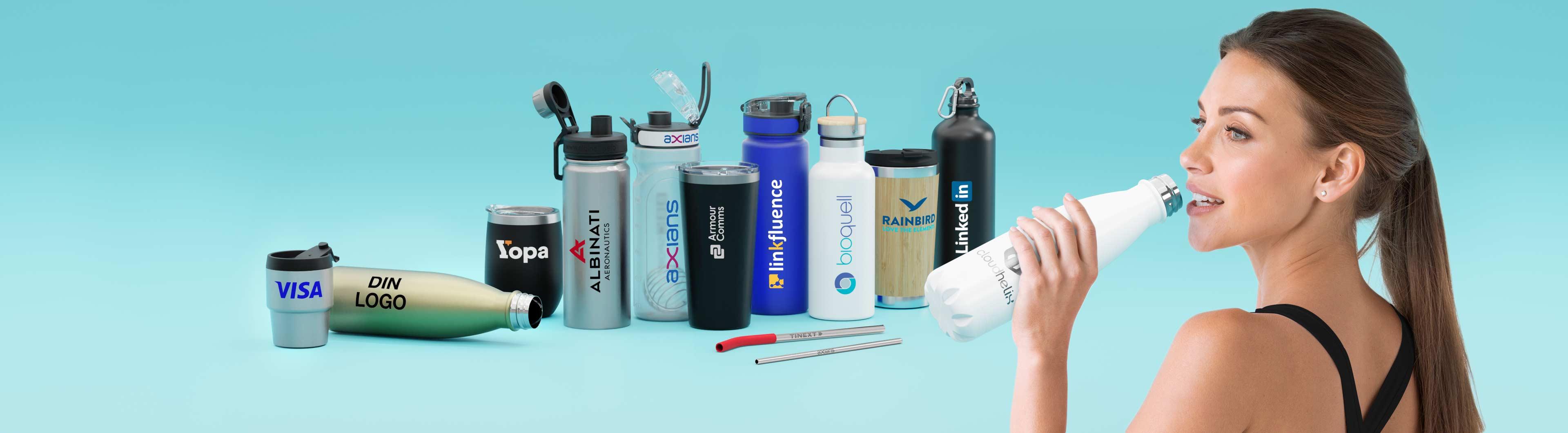 Flasky - Skreddersydde vannflasker