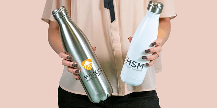 Flasky - Metallflasker