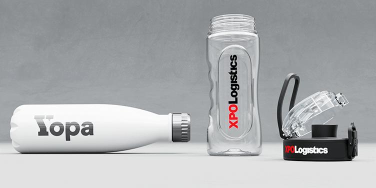 Flasky - Hvordan trykker vi en logo?