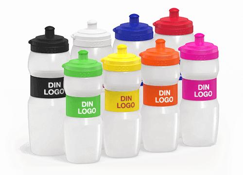 Fit - Logomerkede vannflasker