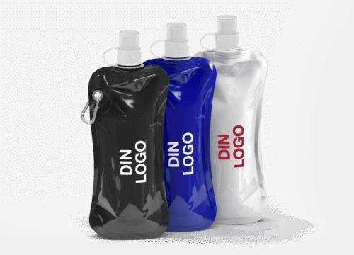 Marathon - Personlig vannflaske