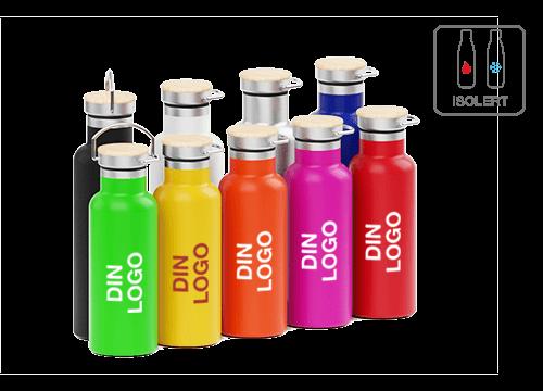 Traveler - Vannflasker med trykk