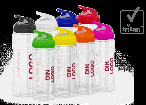 Wave - Vannflasker med trykk