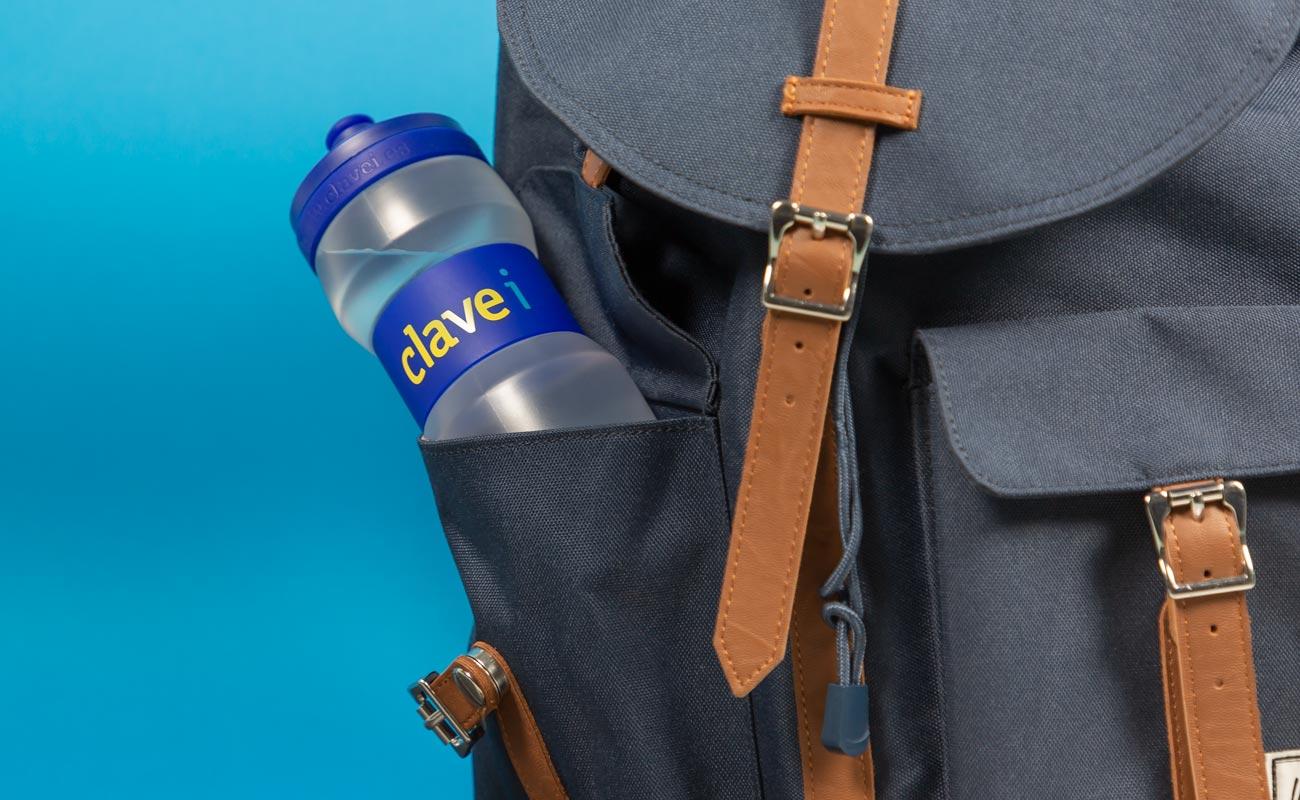 Fit - Vannflasker med logo