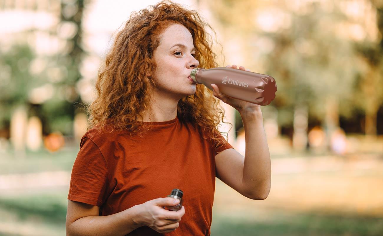 Nova - Vannflasker i bulk med logo