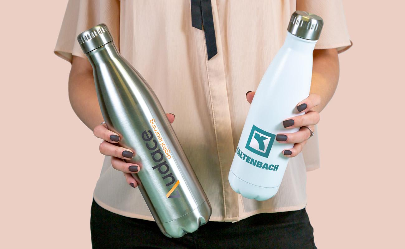 Nova - Vannflasker med logo