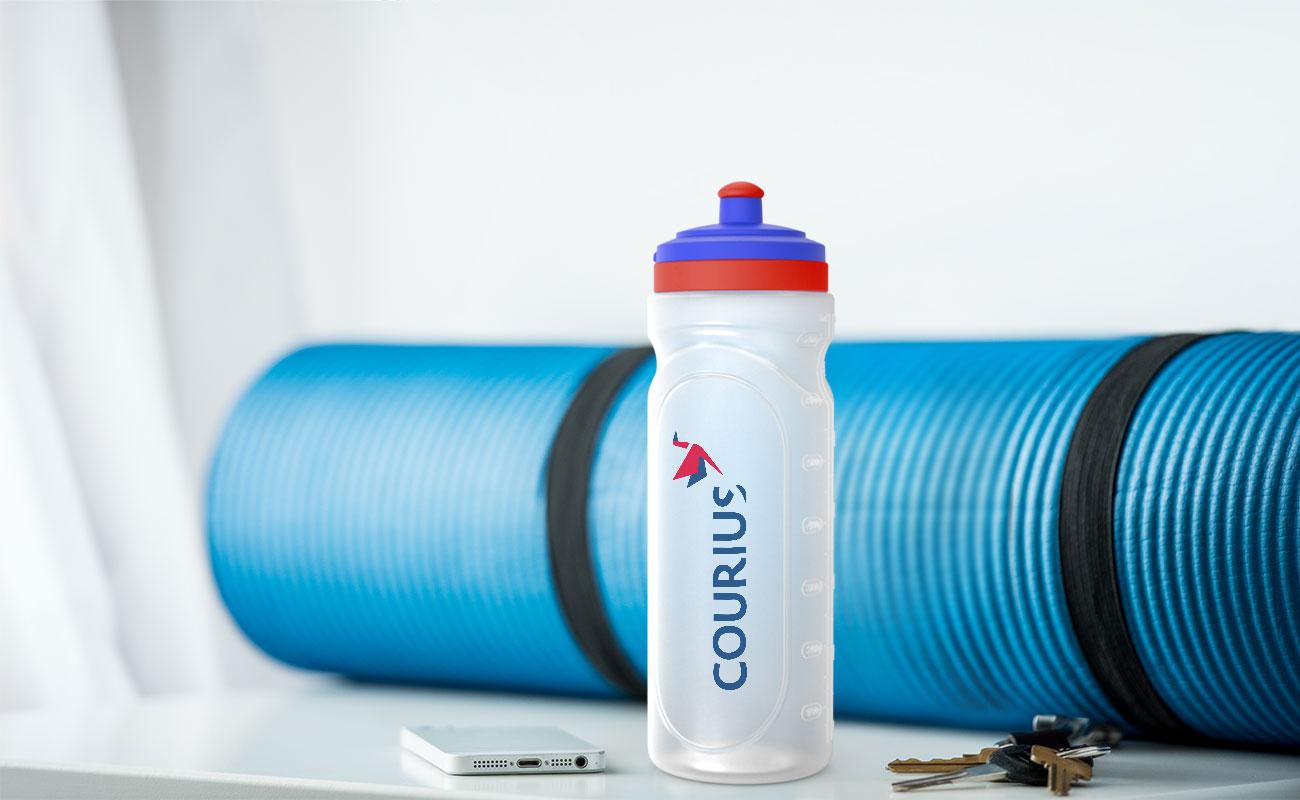 Refresh - Vannflasker med trykk