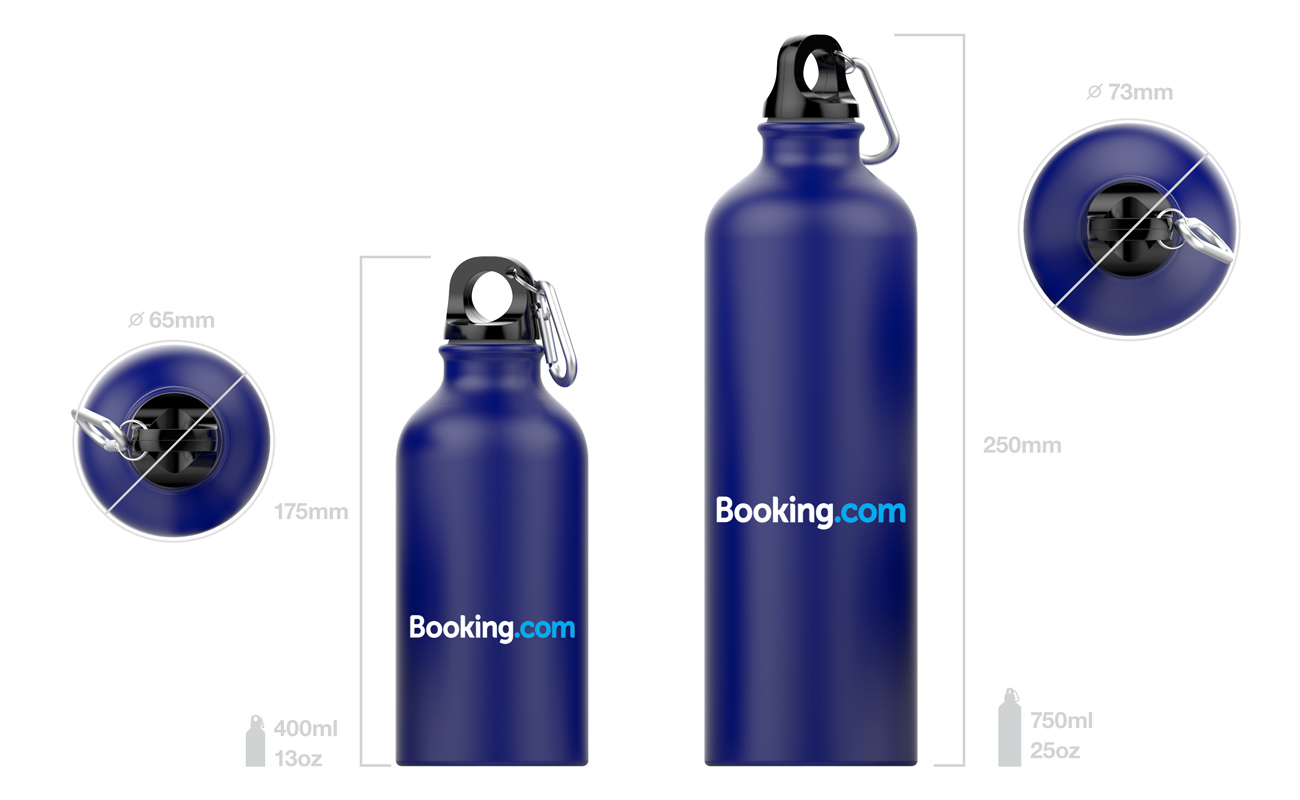 Vita - Vannflasker personlig
